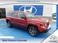 We are excited to offer this 2015 Jeep Patriot. Your