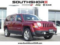 CARFAX One-Owner. Clean CARFAX. 2015 Jeep Patriot