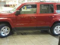 Check out this gently-used 2015 Jeep Patriot we