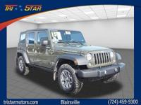 JEEP CERTIFIED - CARFAX ONE OWNER - 4X4 * 3.6 LITER