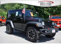 This outstanding example of a 2015 Jeep Wrangler