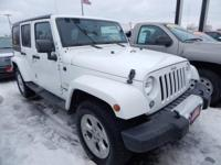 Options:  2015 Jeep Wrangler Unlimited Sahara|Sahara|4D