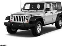 2015 Jeep Wrangler Unlimited Sport 4x4 For