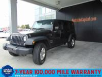 Check out this gently-used 2015 Jeep Wrangler Unlimited