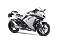 The light-weight sportbike also continues to provide