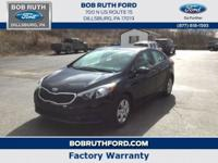 This front wheel drive used 2015 Kia Forte LX features