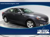Recent Arrival! 2015 Kia Optima LX CARFAX One-Owner.