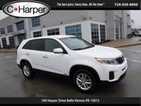 Look at this 2015 Kia Sorento LX. Its Automatic