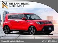 New Price! Red 2015 Kia Soul Plus FWD 6-Speed Automatic