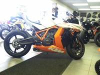 KTM designers pulled out all the stops in the art of