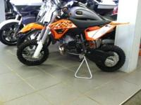 2015 KTM 50 SX Brand New A real KTM for young racers