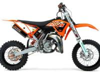 2015 KTM 65 SXS In Stock KTM/FMF Factory SXS Exhaust