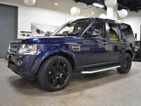 2015 Land Rover LR4 HSE with 56,000 is a well