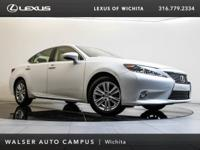 2015 Lexus ES 350 located at Lexus of Wichita. Original