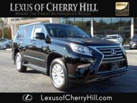 2015 Lexus GX 460 PREMIUM PACKAGE CARFAX One-Owner.