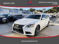 - Salvage Title - - Fully loaded - 1 Owner- F Sport