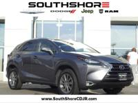 Recent Arrival! CARFAX One-Owner. 2015 Lexus NX 200t
