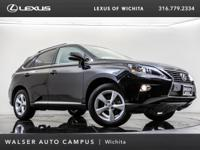 2015 Lexus RX 350 located at Lexus of Wichita. Original