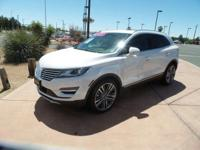 Safe and reliable, this Used 2015 Lincoln MKC makes