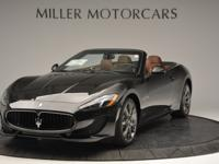 This is a Maserati GranTurismo for sale by Miller