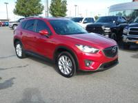 Looking for a clean, well-cared for 2015 Mazda CX-5?