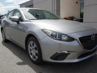 2015 MAZDA3 i SPORT ONE OWNER LOW MINES AND GREAT