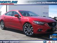 CARFAX One-Owner. Clean CARFAX. Certified. Red 2015