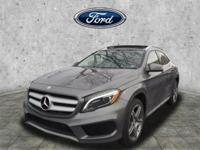 Gray 2015 Mercedes-Benz GLA GLA 250 4MATIC? 4MATIC?