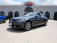 This 2015 Mercedes-Benz C-Class C 300 Luxury is proudly