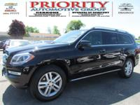 This 2015 Mercedes-Benz GL-Class is the perfect SUV for