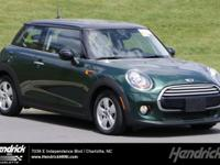 MINI Certified, CARFAX 1-Owner, Excellent Condition,