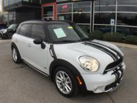 CARFAX One-Owner. Clean CARFAX. Light White 2015 MINI
