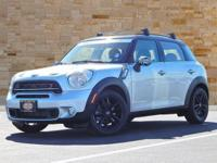 This 2015 MINI Cooper S Countryman comes with Black