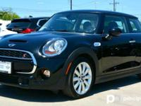 CERTIFIED PRE-OWNED 1 OWNER! 2015 MINI Cooper S Hardtop