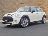 This 2015 MINI Cooper S has an original MSRP of $30,650
