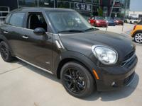 2015 Mini Cooper S ALL4 Countryman finished in Midnight