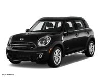 2015 MINI Cooper Countryman Certified Pre Owned!  Clean