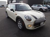 2015 Certified Pre Owned MINI Cooper Hardtop!  Pepper
