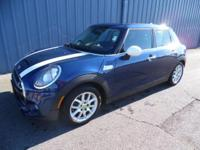 Check out this gently-used 2015 MINI Cooper Hardtop 4