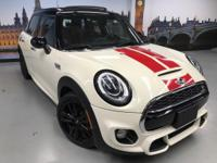 Options:  John Cooper Works Exterior Package|John