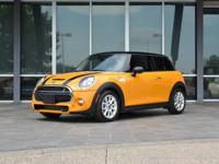 *MINI CERTIFIED PRE-OWNED WARRANTY THROUGH NOVEMBER