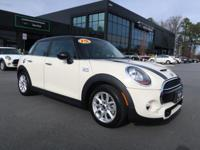2015 MINI HARDTOP**LOW MILES**4 DOOR**6YR/100K