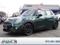 Acura of Denville is excited to offer this 2015 MINI