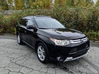 2015 Mitsubishi Outlander SE S-AWD *Certified Pre-Owned