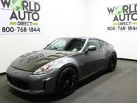 Check out this gently-used 2015 Nissan 370Z we recently