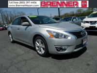 SV Altima with Moonroof! Low mileage, 1 owner Altima SV