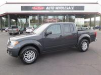 Snag a deal on this 2015 Nissan Frontier SV before it's