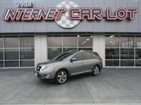 Check out this very nice 2015 Nissan Pathfinder