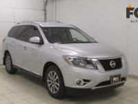 This outstanding example of a 2015 Nissan Pathfinder