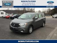 This front wheel drive used 2015 Nissan Quest S